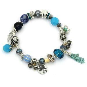 Colorful lockybead bracelet